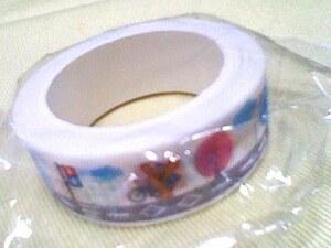 ピーポくん マスキングテープ 新品 マステ 非売品 激レア 警察のイベントで頂いた品物です 警視庁 ピーポ君