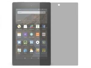 Amazon 2016 Kindle fire HD 8用 高光沢 液晶保護フィルム#クリアタイプ UZA-37899