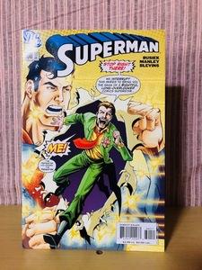 ※値下げ交渉可 アメコミ 洋書 スーパーマン 2007年 No.660 【  SUPERMAN 】