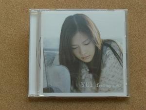 *YUI/feel my soul(SRCL5880)(日本盤)
