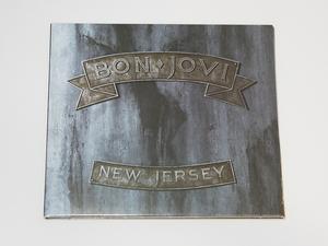 【中古CD - ほぼ新品】 Bon Jovi New Jersey インポート, スペシャル・エディション US盤正規セル品