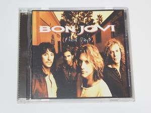 【中古CD - 良い】 Bon Jovi These Days US盤正規セル品