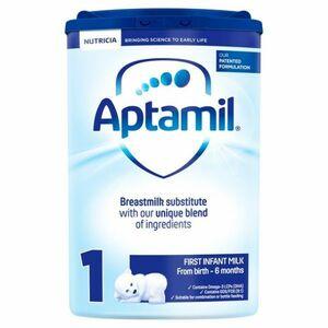 【800g 1箱・0ヵ月から】Aptamil (アプタミル) 乳児用粉ミルク [ヌクレオチド配合]