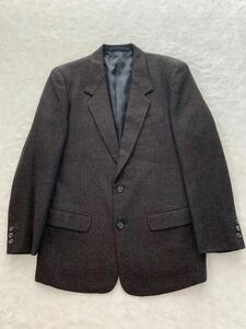 Y's for men ヘリンボーン柄ウールジャケット sizeS ワイズフォーメン ヨウジヤマモトプールオム メンズ
