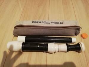 送料無料即納 ヤマハ YAMAHA アルトリコーダー YRA-38B 中古品 楽器 アンティーク