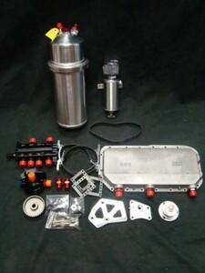 SR20DET ドライサンプキット S13 S14 S15 ドリフト レース オイルポンプ マフラー エキマニ エンジン エンジン カム