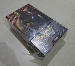 アイアンマン Mk-47 マーク47 ダイキャスト 1/6 ホットトイズ スパイダーマン ホームカミング MMS427D19 新品 未開封