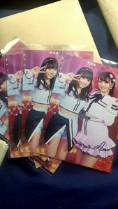 5枚 AKB48 Teacher Teacher 生写真 向井地美音 矢吹奈子 セブンネットショッピング セブンイレブン 外付け 特典 新曲