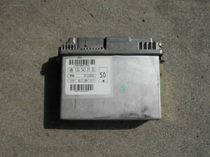 W124 previous term 300E-24V VDO computer 1245450132 300CE-24V