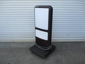 y1423-3 業務用 電光看板 100V ※割れあり 2016年製 W510×D130(570)×H1170 中古 厨房