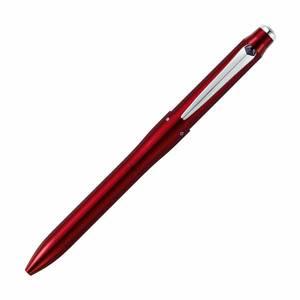 ★送料無料★三菱鉛筆 3&1多機能ペン ジェットストリームプライム 0.5mm MSXE4500005D65 ダークボルドー★文房具①