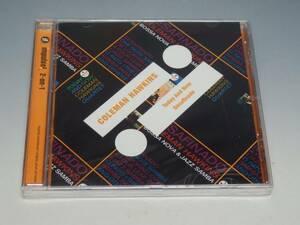 未開封 COLEMAN HAWKINS コールマン・ホーキンス TODAY AND NOW/DESAFINADO 輸入盤CD Impulse 2-on-1