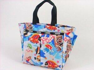 LeSportsacレスポートサックレディース女性用ハワイ限定UKULELEトートバッグ