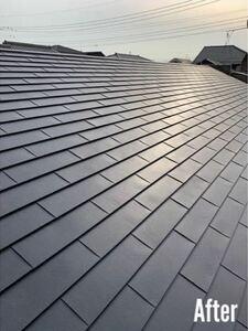 屋根葺替工事 屋根 葺替え 工事 金属瓦 ガルバリウム鋼板 リフォーム リノベーション 見積り依頼