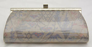 ハンドバック 和装バック クラッチバッグ がま口 和装 和装小物 着物 中古