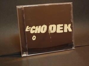 国内盤・帯なし★Primal Scream / ECHO DEK★プライマル・スクリーム◆リミックスアルバム,ダブ,Electronic,