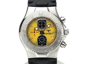 TECHNOMARINE(テクノマリーン) クロノ 200M/660FT 紳士腕時計 TMY14 クォーツ 843892AB6520CB