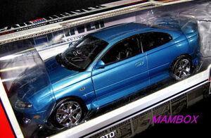 【フリマ】ET☆1/18 AMM1025 ポンティアック GTOクーペ 2004 Car&Driver