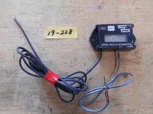 19-228 Tiny-Tach  осьминог  &  счетчик   бывший в употреблении товар