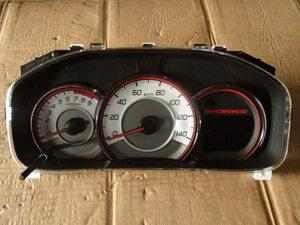 【2569】平成28年式 アルトワークス DBA-HA36S 4WD R06A ターボ車 スピードメーター 16105km 34101-74P70 157580-3311
