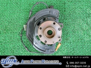 * Opel Vectra XH 96 year XH180 right front hub Knuckle ( stock No:47078)