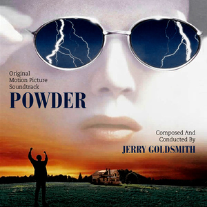 """●● """"Powder"""" ●● <limited soldering / rare / new article not opened> ● Jerry Gold Smith"""