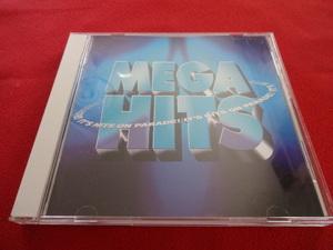 ■(送180~)MEGA HITS (洋楽オムニバス)【CD】(●非レンタルUP盤)◇国内盤 選曲抜群♪ 型番:BVCP762