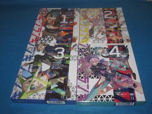 DVD ブブキ・ブランキ 初回版 全4巻セット