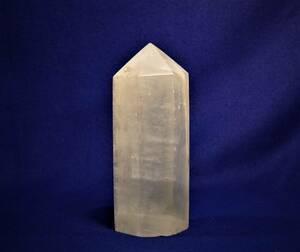 天然石 3.1㎏カルサイト ポイント(六角柱)パワーストーン