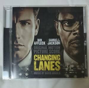 ◆送料無料◆ チェンジング・レーン オリジナルサウンドトラック CD 帯付き (サントラ BGM 音楽 チェンジングレーン 映画 アメリカ 米映画)