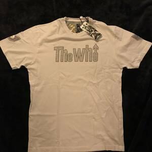 THE WHO ザ・フー Tシャツ lambretta ランブレッタ QUADROPHENIA