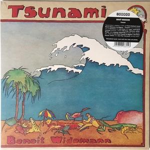 Benoit Widemann ブノワ・ヴィデマン - Tsunami 限定リマスター再発アナログ・レコード