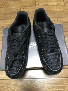 新品未使用 国内正規品 NIKE AIR FORCE 1 LOW LV8 VT 789104-001 エアフォース 27cm インディペンデンスデイ ブラック 黒 supreme