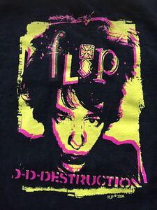 レア!オールド ビンテージ フリップ スケートボード Tシャツ 新品 デッドストック FLIP ランスマウンテン ジェフローリー トムペニー OLD