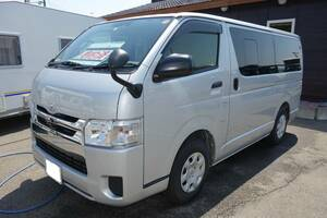 #GL package .komi included prompt decision 368 ten thousand jpy!... comfort .. Hiace long ( total length 469cm)4 number self tax is year 16,000 jpy #