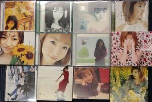 【飯塚雅弓】 CD アルバム8枚 シングル4枚 まとめて  12枚セット