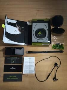 【送料無料】【匿名配送】【ジャンク品扱い】 JayBird BlueBuds X Bluetooth ワイヤレスイヤホン (ミッドナイトブラック) JBD-EP-000002