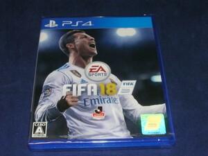 【未開封】FIFA18 PS4
