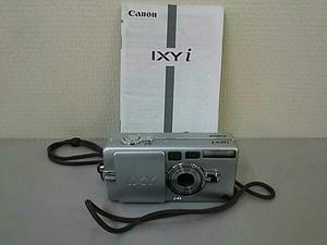 【ジャンク】 デジカメ キャノン Canon IXY i