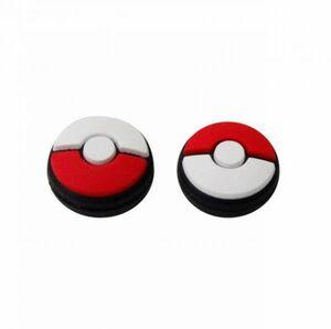 『送料無料 即決』Pokemon GO ポケモンゴー モンスターボール Plus用 親指 シリコン グリップ カバー キャップ 滑り止め 2個セット