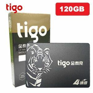 ■新品!!国内対応&90日保証■ 【2019最新型】 tigo SSD 120GB SATA3/6.0Gbps 2.5インチ 3D 高速 NAND TLC 内蔵型 S320 PC ノートPC DE009