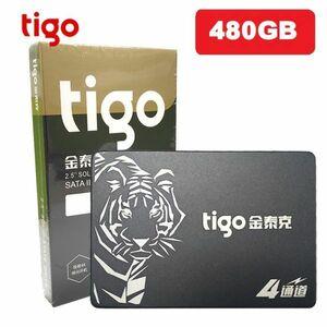 ■新品!!国内対応&90日保証■ 【2019最新型】 tigo SSD 480GB SATA3/6.0Gbps 2.5インチ 3D 高速 NAND TLC 内蔵型 S320 PC ノートPC DE007