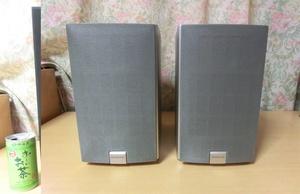 ■ ゆ-55  KENWOOD スピーカー 2個 LS-SG5 通電OK  美品 単品寸法:高さ25.5cm 幅15cm 最大奥行23.7cm 全重量5.8kg