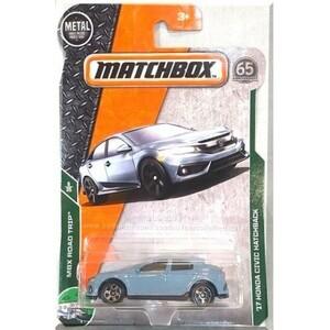 🏁セール!!ミニカー大会/マッチボックス/'17 Honda Civic HATCHBACK