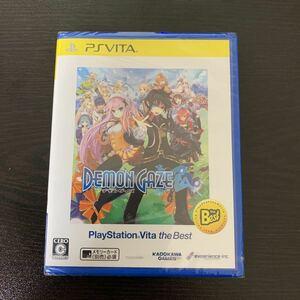 【新品、未開封品】PS Vita デモンゲイズ PlayStation Vita the Best