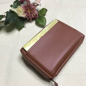 140* one side with pocket *2019 year modified . version new world translation . paper for cover * imitation leather brick color tea * hand made * silver. cover