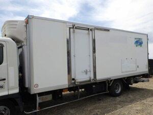 9521-300 * container warehouse storage room toolbox aluminum van insulated van freezing box