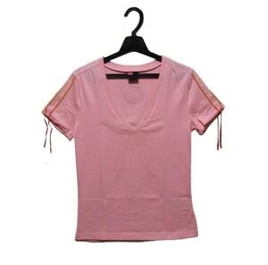 DIESEL ディーゼル Tシャツ ピンク Sサイズ