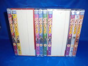 送料無料 新品未開封 DVD バンブーブレード 全9巻 初回限定版