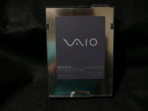 【ジャンク】 VAIO 3.5 フロッピーディスクドライブ PCGA-FDF1 SONY